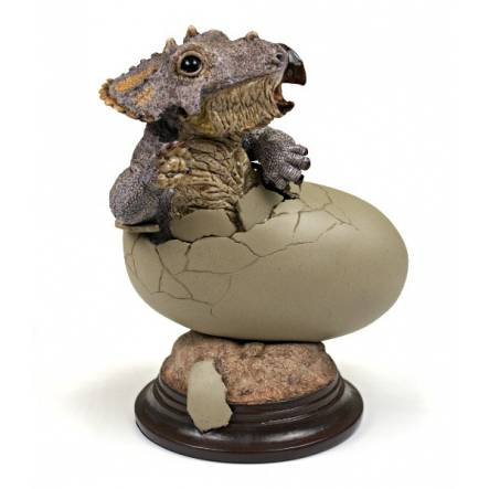 Triceratops hatchling 'Jolly', Dinosaur Model by Rebor
