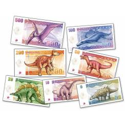Dinosauros, Play Money