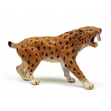 Smilodon, Sabre-toothed Cat Toy Figure by CollectA