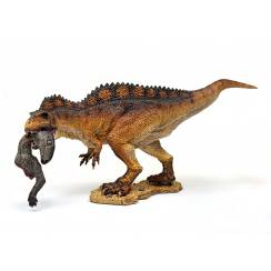 Acrocanthosaurus 'Hercules', Dinosaurier Modell von Rebor