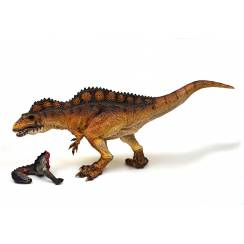 Acrocanthosaurus 'Hercules', Dinosaur Model by Rebor