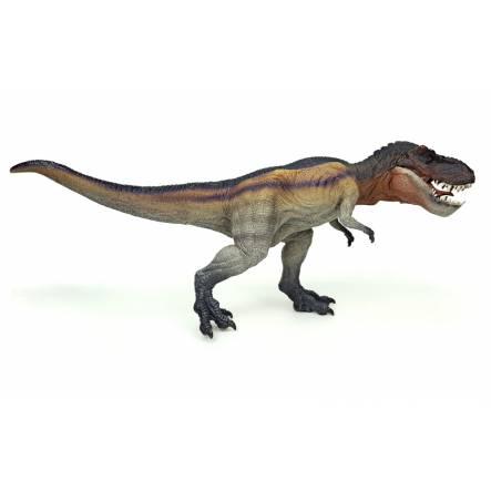 T.Rex walking, grey, Dinosaur Figure by Papo