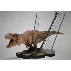 T-Rex Breakout Diorama - Jurassic Park, von Chronicle Collectibles
