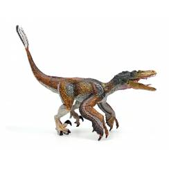Velociraptor feathered, Dinosaur Figure by Papo