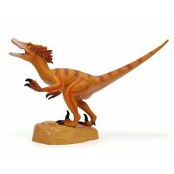 Velociraptor, Dinosaur Toy Figure by GeoWorld