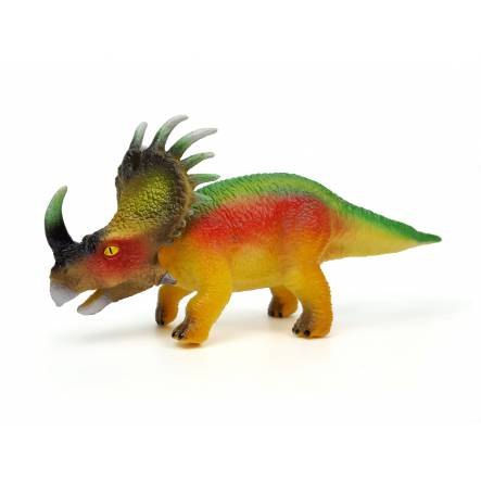 Styracosaurus, Dinosaur Toy Figure by GeoWorld
