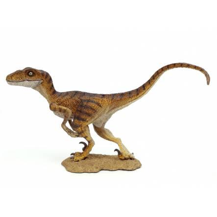 Velociraptor 'Winston', Dinosaurier Modell von Rebor