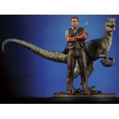 Jurassic World - Owen & Blue, von Chronicle