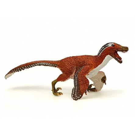 Velociraptor gefiedert, Dinosaurier Spielzeug von Papo