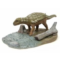 Europelta, Dinosaur Model