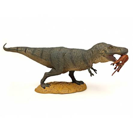 T-Rex with Prey, Dinosaur Toy Figure by CollectA