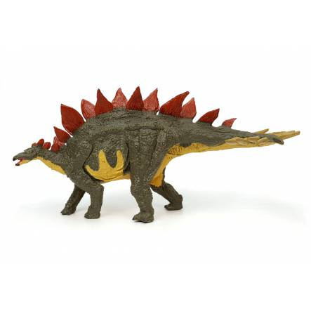 Stegosaurus, Dinosaur Toy Figure by Battat-Terra