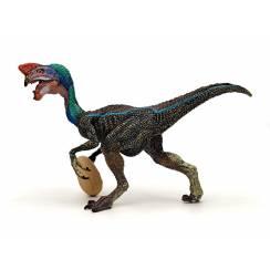Oviraptor grau, Dinosaurier Spielzeug von Papo