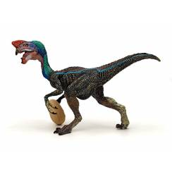 Oviraptor grey, Dinosaur Figure by Papo