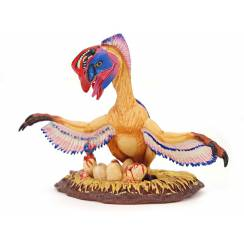 Oviraptor on Nest, Dinosaur Figure by Safari Ltd.