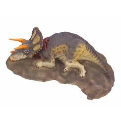 Triceratops Kadaver 'Fallen Queen' - Version 2 - Dinosaurier Modell von Rebor