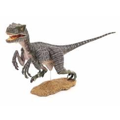 Velociraptor laufend 'Pete', von Rebor