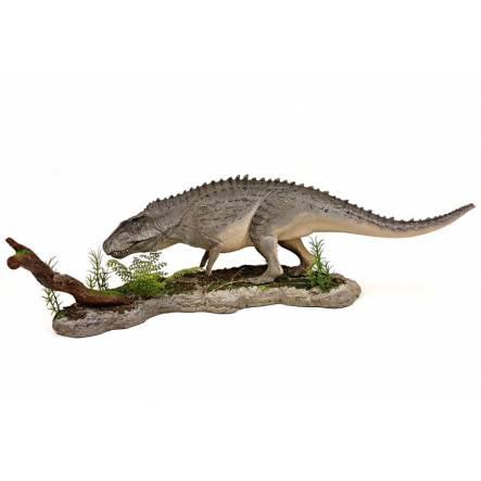 Postosuchus, Archosaurier Modell