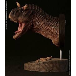 Carnotaurus Büste - braun