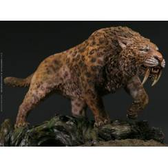 Smilodon fatalis, Version Regenwald