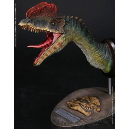 Dilophosaurus Bust - Version 1