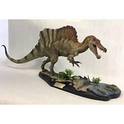 Spinosaurus, Dinosaur Model by Daoyi Cen