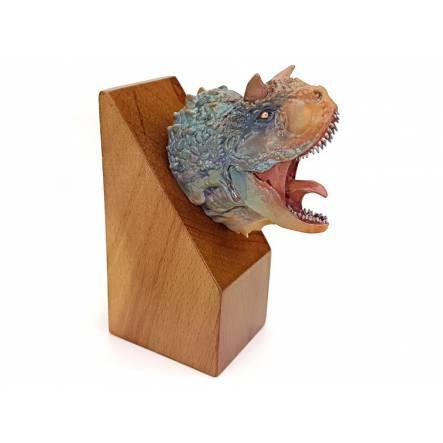 Carnotaurus, Dinosaurier Kopf-Modell