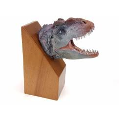 Allosaurus, Dinosaur Head Model
