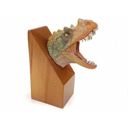 Ceratosaurus, Dinosaurier Kopf-Modell