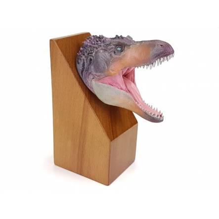 Lythronax, Dinosaurier Kopf-Modell