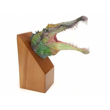 Spinosaurus, Dinosaurier Kopf-Modell