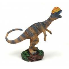 Dilophosaurus, Dinosaurier Miniatur Figur