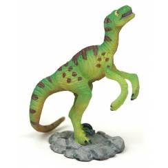 Compsognathus, Dinosaurier Miniatur