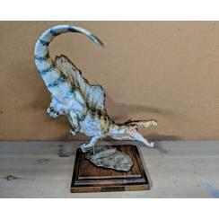 Spinosaurus striped, Dinosaur Model