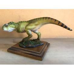 Carnotaurus hellgrün, Dinosaurier Modell