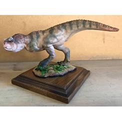 Carnotaurus grau, Dinosaurier Modell