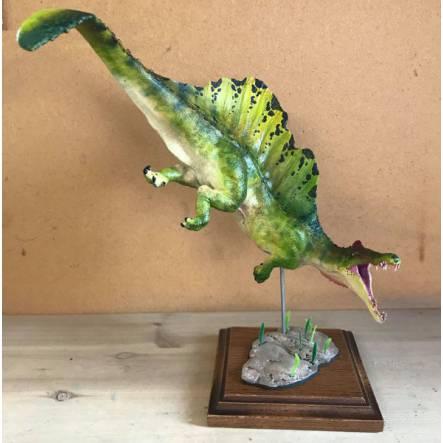 Spinosaurus green, Dinosaur Model