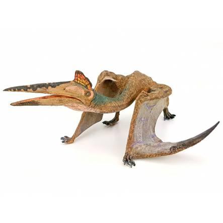 Quetzalcoatlus walking, Pterosaur Figure by Papo