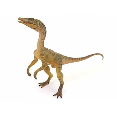 Compsognathus, Dinosaurier Figur von Papo