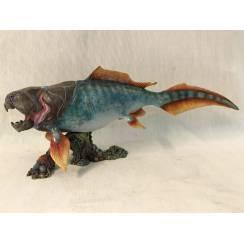 Dunkleosteus, Panzerfisch Modell