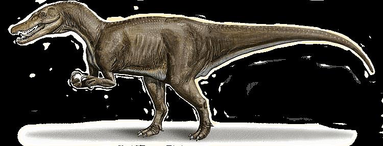 Wissenswertes über Baryonyx