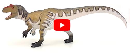 Allosaurus von Safari Ltd.