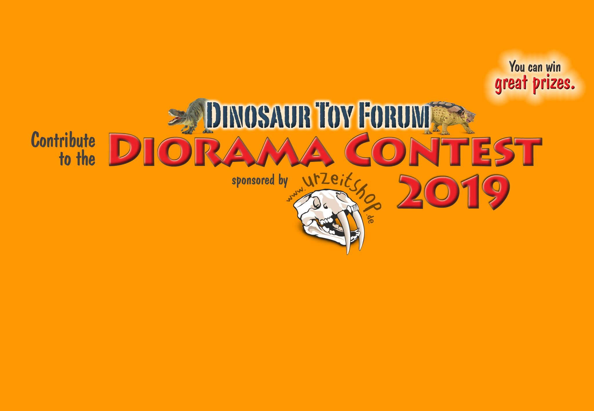 Diorama Contest