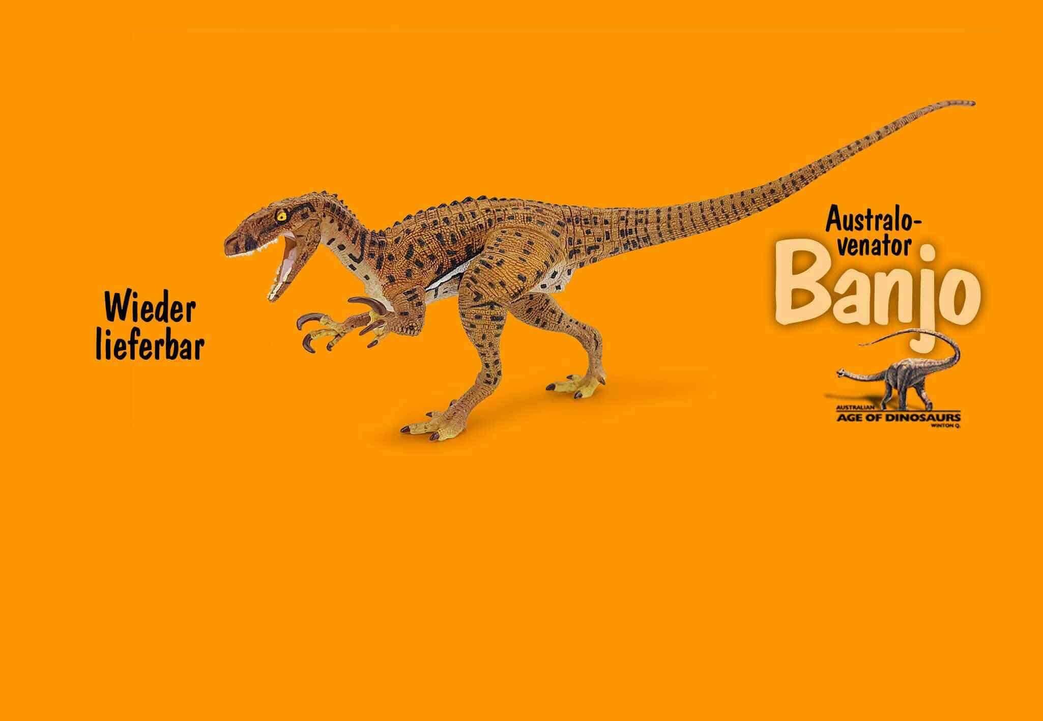 Banjo der Australovenator