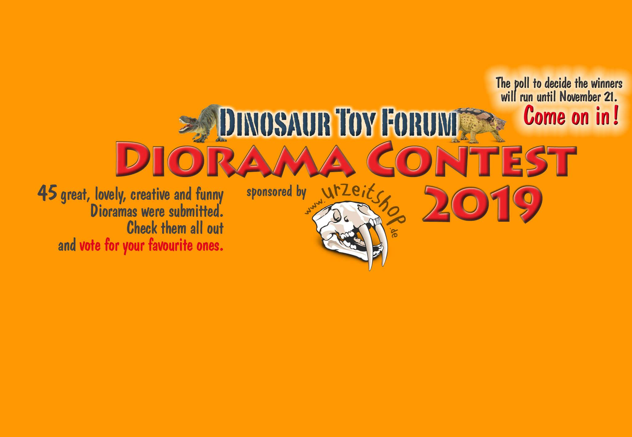 Diorama Contest Poll